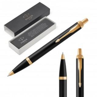 Długopis Parker IM czarny GT z Twoim GRAWEREM